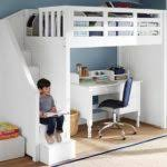 best 25 bunk bed with desk ideas on pinterest girls in bed bunk