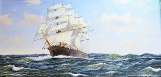 nautical painting boat oil painting ship oil paintings nautical oil paintings sailing