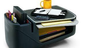 Car Office Desk Mobiledesk Is An Office Desk Designed For The Car