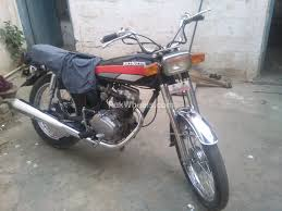 honda cg used honda cg 125 1978 bike for sale in karachi 90438 pakwheels