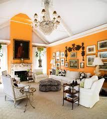 funky orange color paint rooms photos bedroom aprar