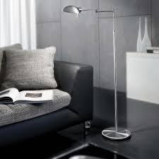 buy the chairside led floor lamp by holtkotter lighting