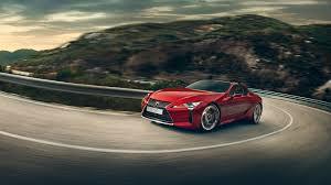 luxury lexus 2017 lc 500