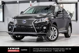 used lexus suv toronto 2015 lexus rx 450h sportdesign awd cuir toit gps hybrid 8 2l