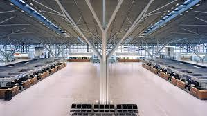 stuttgart architektur stuttgart airport terminal 3 gmp architekten gerkan marg