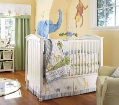 Pottery Barn Kids Baby Bedding An Uncomplicated Life Blog Designing A Nursery