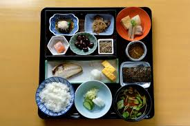 introduction to traditional japanese meal