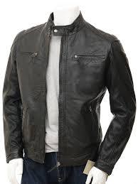 leather biker jacket buy mens leather biker jacket at leathernxg mens leather biker