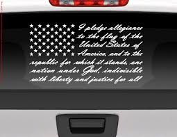 Us Flag Decal American Vinyl Windows Caurora Com Just All About Windows And Doors