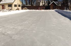 Build A Backyard Ice Rink How To Build A Backyard Ice Rink Fatherly