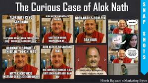 Alok Nath Memes - the curious case of alok nath why did alok nath trend on twitter