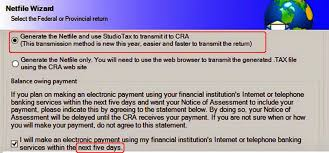 retired at 48 book studiotax 2013 integrates netfile to cra
