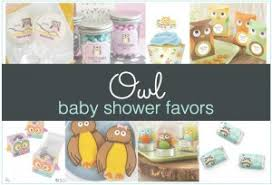 owl baby shower favors owl baby shower shower that baby