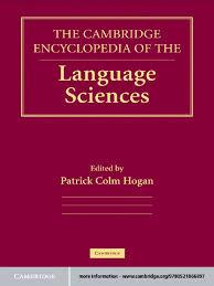cambridge encyclopedia of language sciences pdf