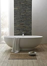 deco mur pierre enchanteur pierre de parement salle de bain avec idae salle de