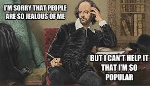 Shakespeare Meme - 23 things you didn t know about william shakespeare