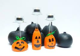 led pumpkin tea lights pumpkin tea light holders