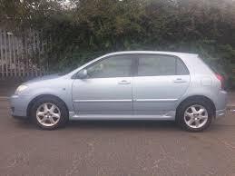 2006 toyota corolla 1 6 petrol manual in saltley west midlands