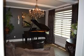 accent wall restoration hardware inspired piano room abda abda