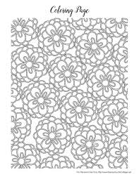 download coloring pages spring coloring pages hello kitty spring
