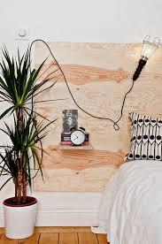 Homemade Headboards Ideas by Best 25 Diy Bed Headboard Ideas On Pinterest Creative