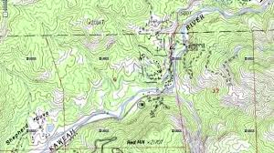 Topographical Map Of United States by Watersheds And Topographic Maps Youtube