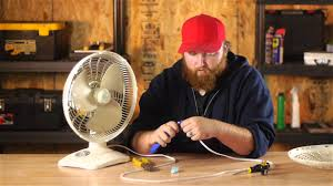 how to troubleshoot a table fan fan repair u0026 maintenance youtube