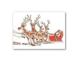 kangaroo christmas greeting card u2013 5 pack currently unavailable