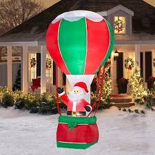 Inflatable Christmas Decorations For The Yard by 22 Best Inflatable Snow Globe Christmas Decorations For Your Yard