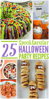 halloween party foods ideas 25 spooktacular halloween party recipes