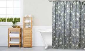 Shower Curtain Shower Curtains Liners Deals Coupons Groupon