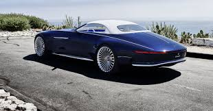 maybach mercedes jeep mercedes maybach vision 6 cabriolet revealed photos 1 of 25