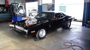 Dodge Challenger Drift Car - ferrari engined toyota 86 drift car makes donuts around a ferrari 458