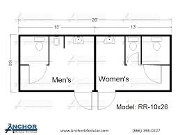 ada bathroom fixtures modular building floor plans modular restroom and bathroom floor