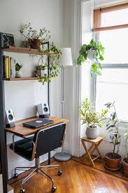 Small Desk Plants 15 Nature Inspired Home Office Ideas For A Stress Free Work Space