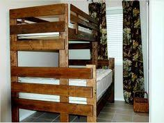 Simple Bunk Bed Plans Ideas For The House Pinterest Bunk Bed - Simple bunk bed plans