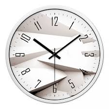 creative clocks coocepts geometry innovative wall clock architecture