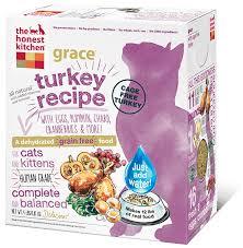 grace u2013 grain free turkey cat food