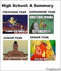 Senior Year Meme - 6ty comment is a genie meme by jerseygirl18 memedroid