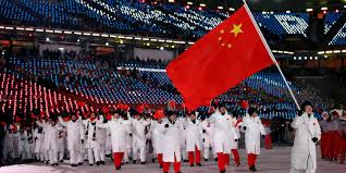 Chinese Flag Stars Meaning China Is Developing Athletes Resorts To Dominate 2022 Winter