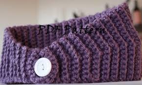 crocheted headbands new easy crochet headband pattern how to crochet headbands with