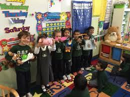 show n tell junior kindergarten 2014 2015