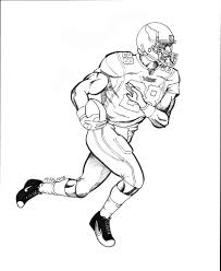 nfl coloring pages and green bay packers coloring pages