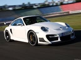 Techart Porsche 911 Gt2 Gtstreet Rs 2008 Pictures Information