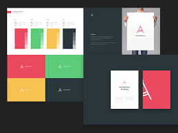 branding book u0026 style guide templates by ui8 dribbble