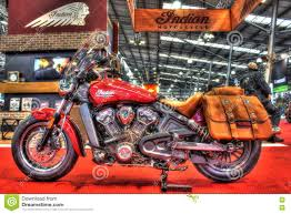 american indian car modern american made indian motorcycle editorial stock image