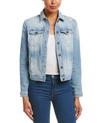 light wash denim jacket womens womens sneak peek denim jacket light wash on sale