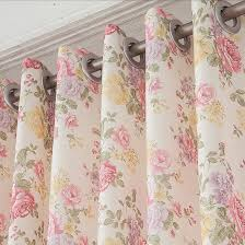Shabby Chic Bedroom Images by End Floral Pink Shabby Chic Curtain For Bedroom