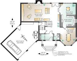 large family floor plans house plan w2861 detail from drummondhouseplans com