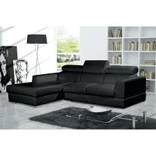 canap discount pas cher canape angle discount beau canape angle cuir noir d moderne neto pas